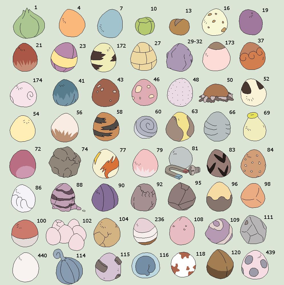 Pokemon Base 83 Pokemon Eggs 1 Pokemon Eggs Pokemon 150 Pokemon