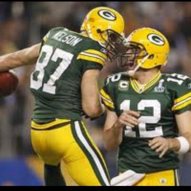 Jordy Nelson Green Bay Packers Players Nfl Uniforms