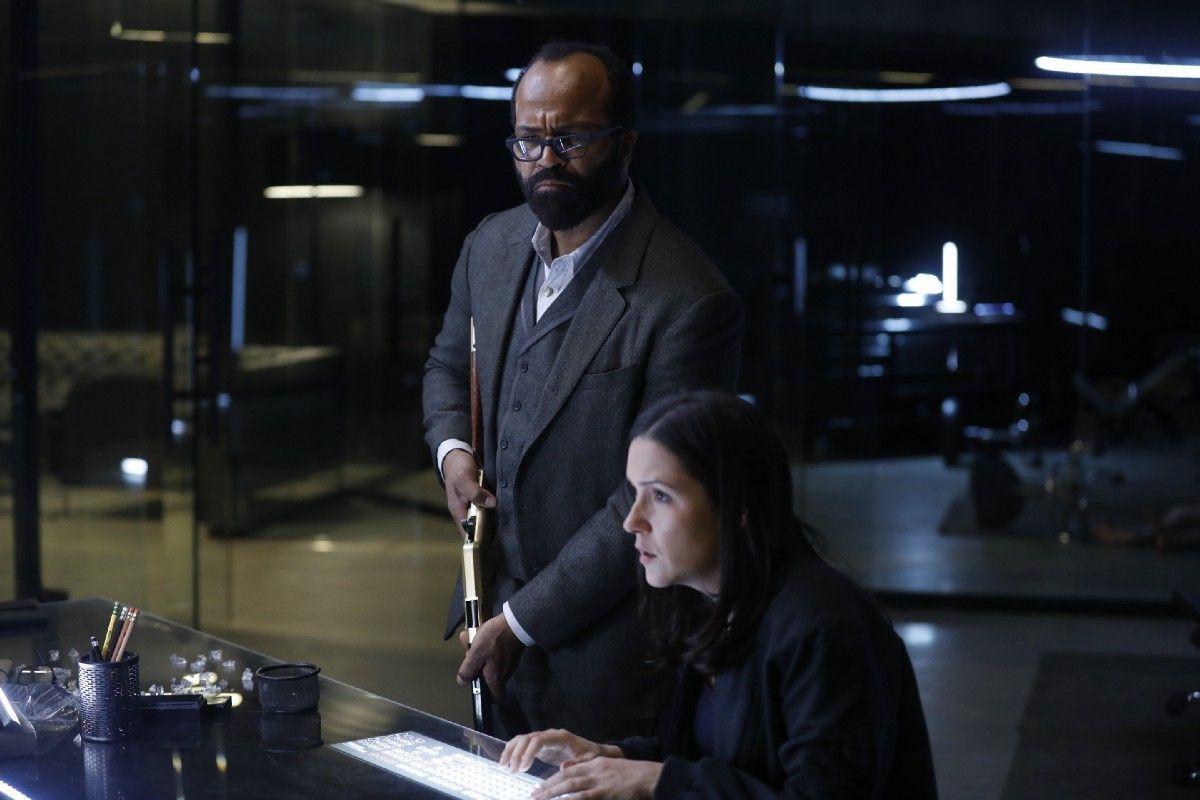 Bernard and Elsie Westworld Westworld, Westworld season