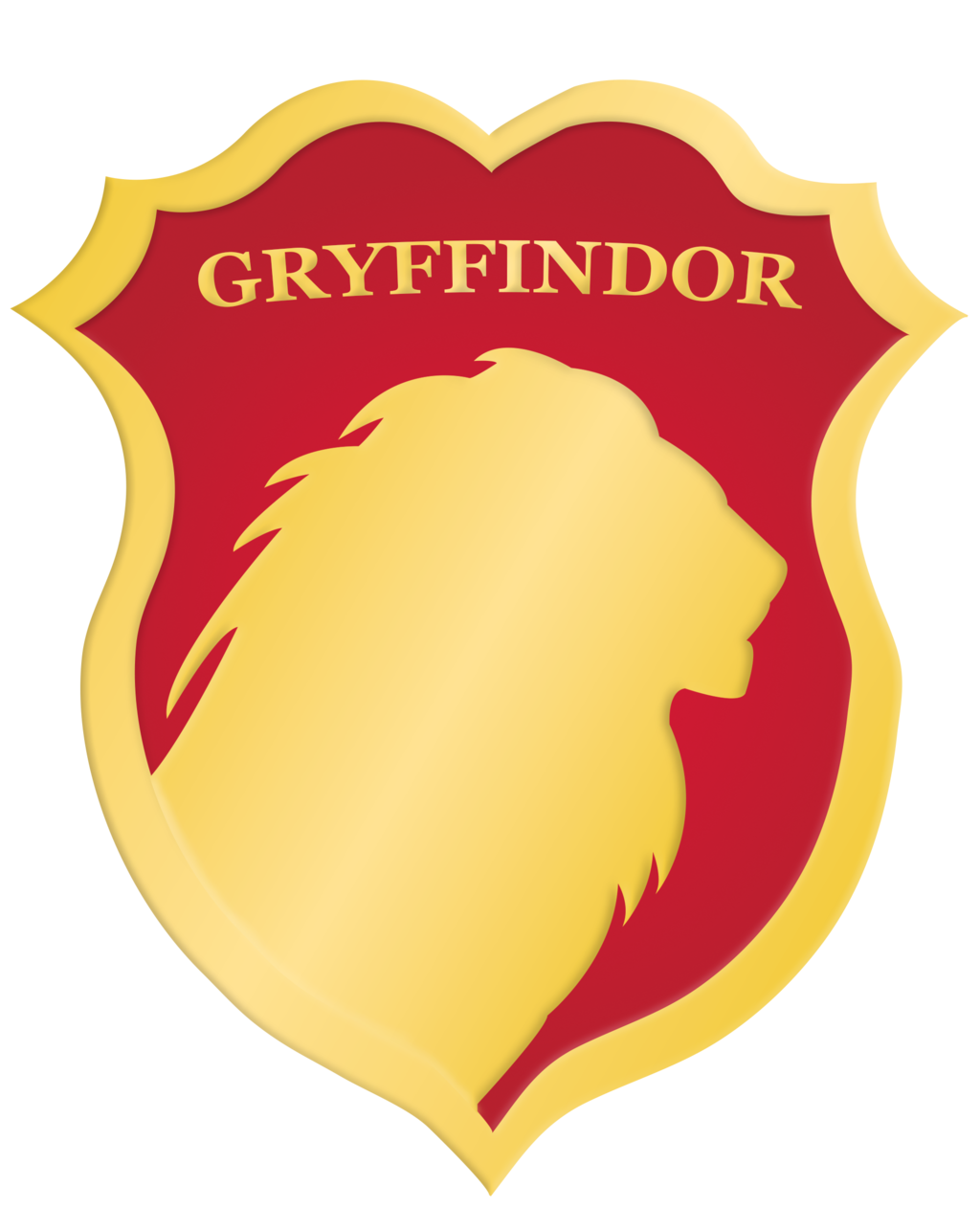 Gryffindor Crest Badge By Rainbowrenly.deviantart.com On @DeviantArt