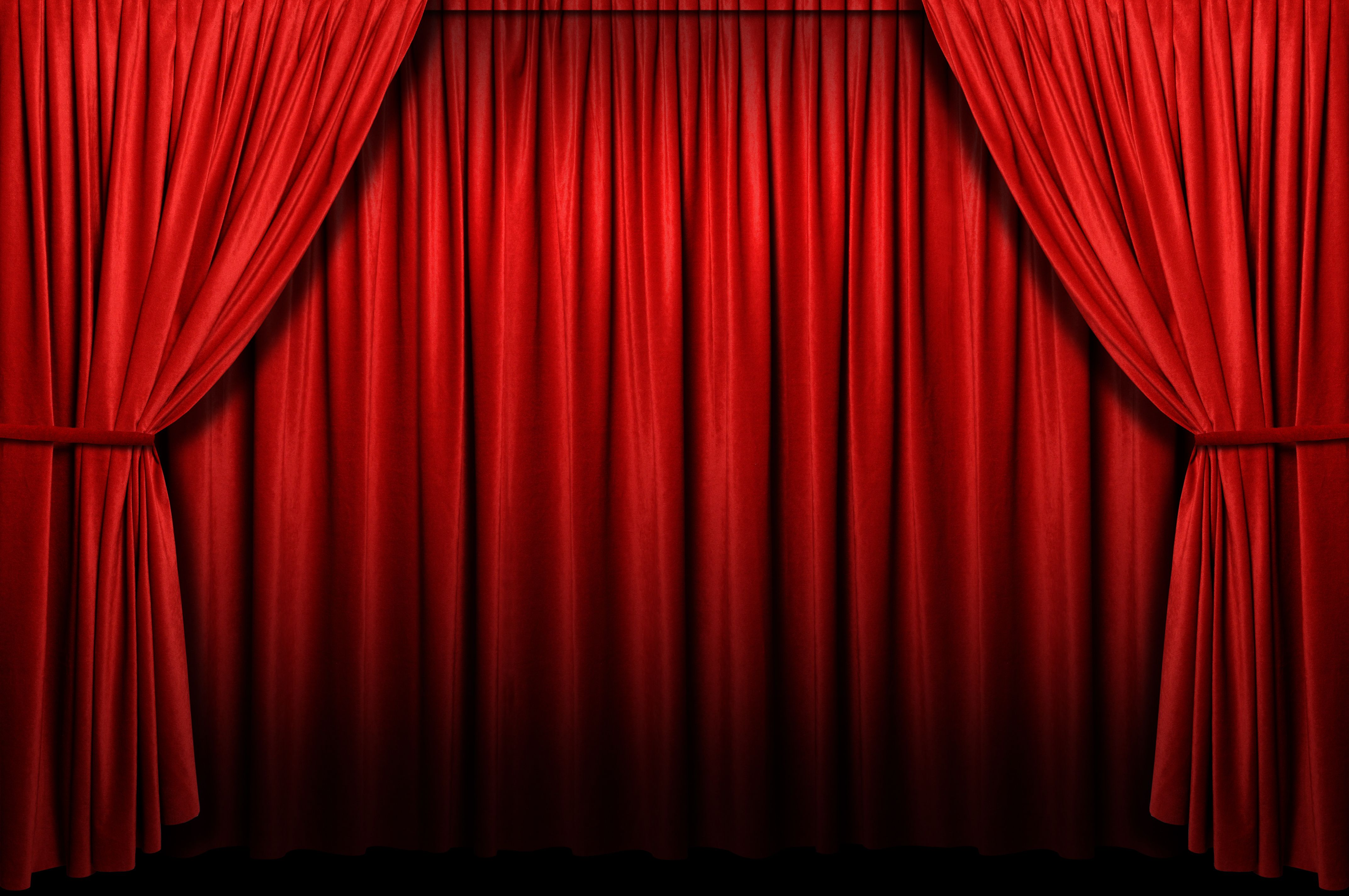 Vinyl Photography Backdrop Photo Prop Red Curtain Photography