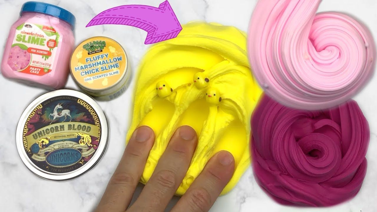 How To Make Putty Into Butter Slime Walmart Vs Target How To Make Putty Slime How To Make Slime