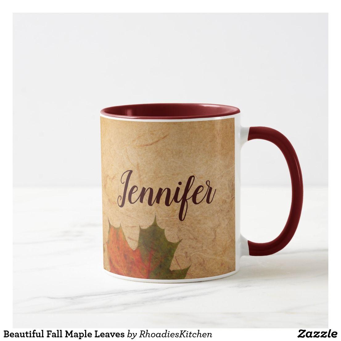 Beautiful Fall Coffee Mug A beautiful Fall design, admire