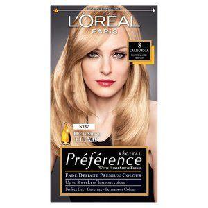 loreal 8.0 - Prírodná svetloplavá blond, vhodná pre svetlé ...