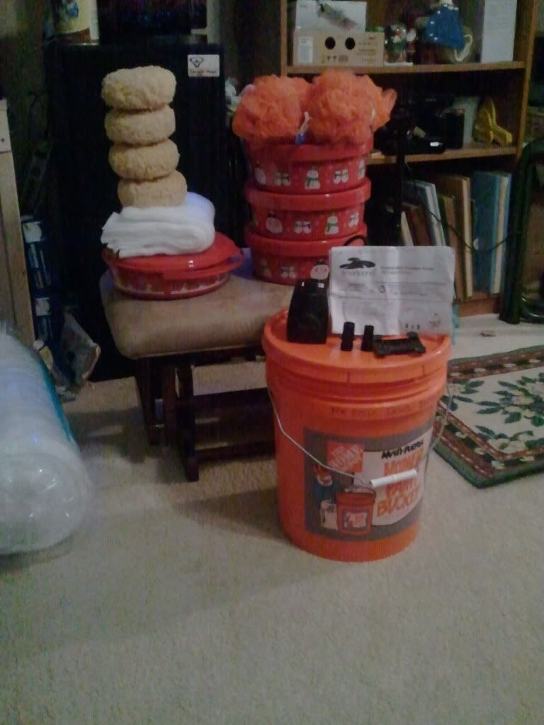Canister Filter From A 5 Gallon Bucket I Like The Concept Except I
