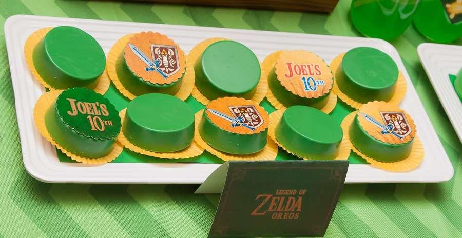 Zelda Video Game Birthday Party Ideas Zeldas Mask