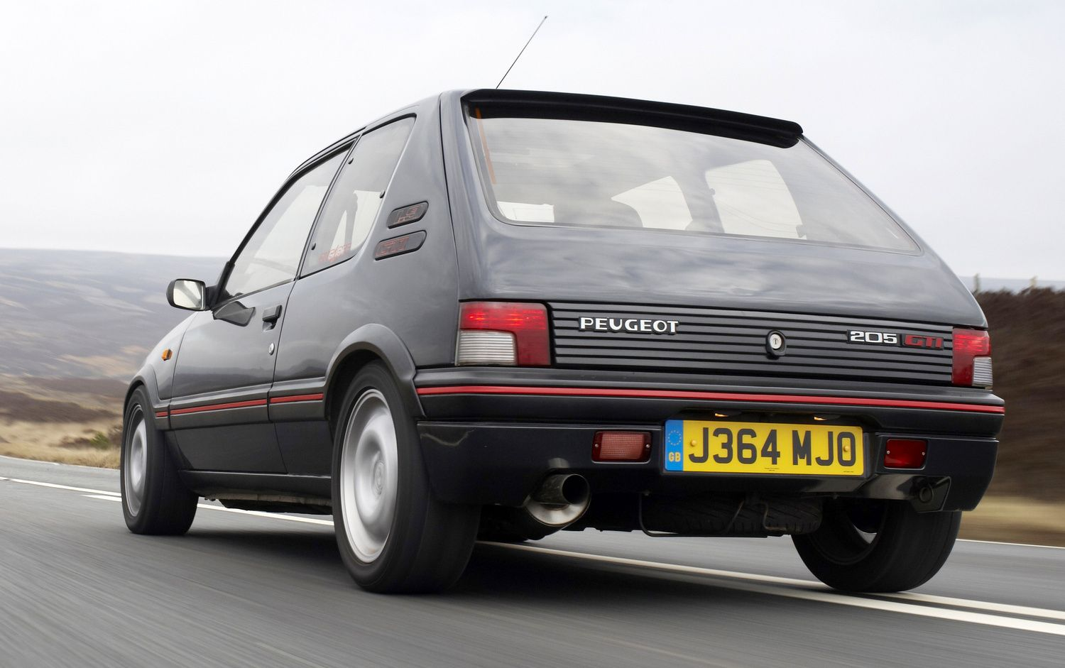 Almost completely unknown in the US, the Peugeot 205 GTi might still be the best driver's hot hatch ever built.