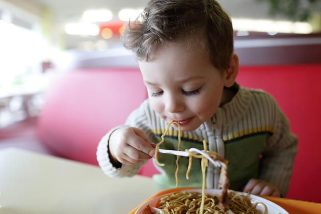 Help your kids expand their palates beyond meals served with French fries, and enjoy a delicious night out, as well.