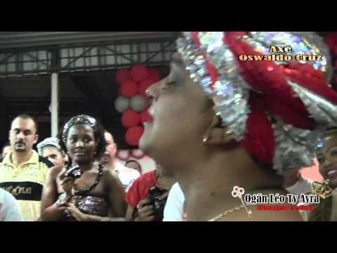 Festa de Maria Mulambo de Pai Josimar de Oxossi - Axé Oswaldo Cruz - YouTube