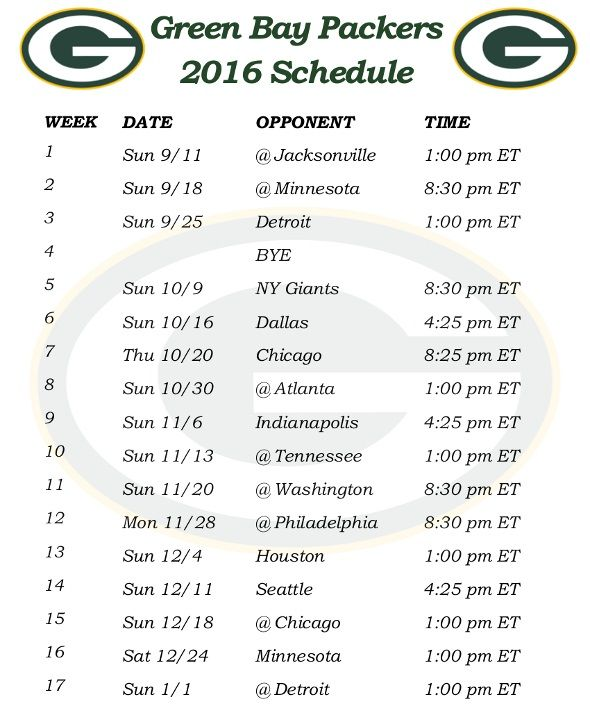 Best 25 Packer Game Schedule Ideas On Pinterest Gator