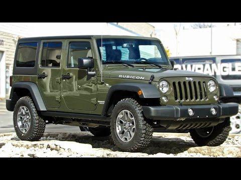 New 2015 Jeep Wrangler Unlimited Rubicon 4 Door Hardtop Martinsville In 17749 Youtube Jeep Wrangler Jeep Wrangler Rubicon 2015 Jeep Wrangler