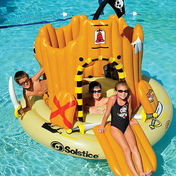 Summer fun for everyone take a look at the swimline Inflatable swimming pool shock rocker