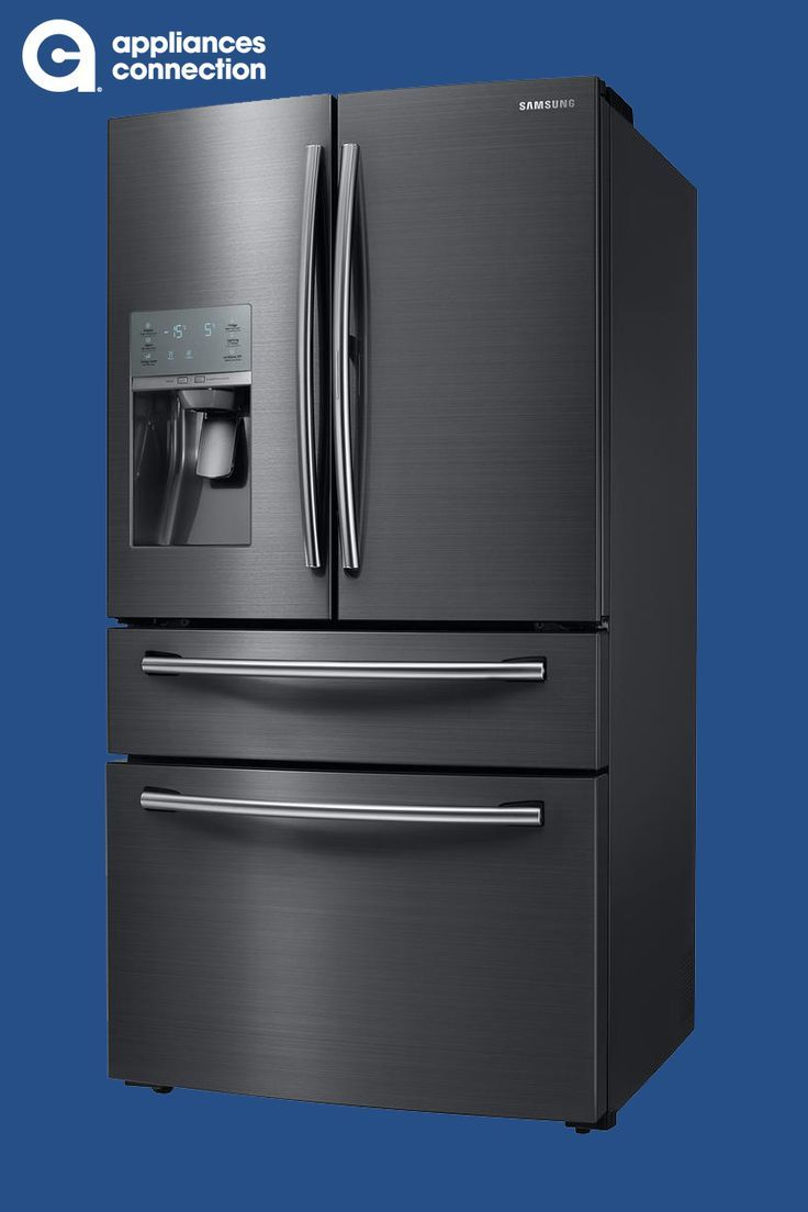 Samsung RF28JBEDBSG 36 Inch Black Stainless Steel French