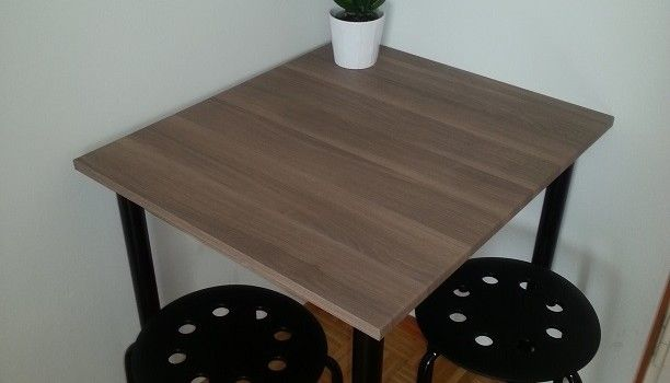 Tiny Kitchen Table From Brokhult U0026 Adils   IKEA Hackers