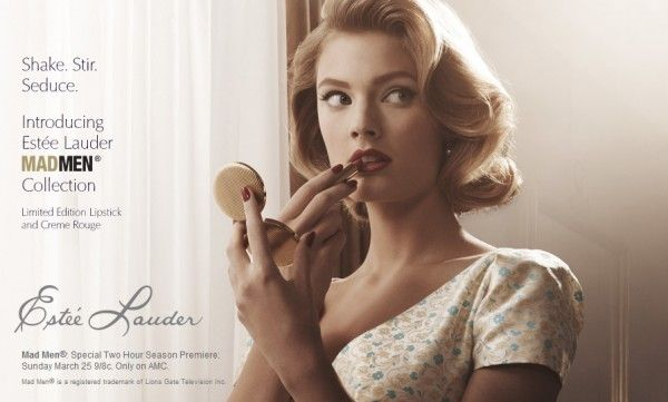 Cosmetics companies are bringing classic glamour back! Like we've ...