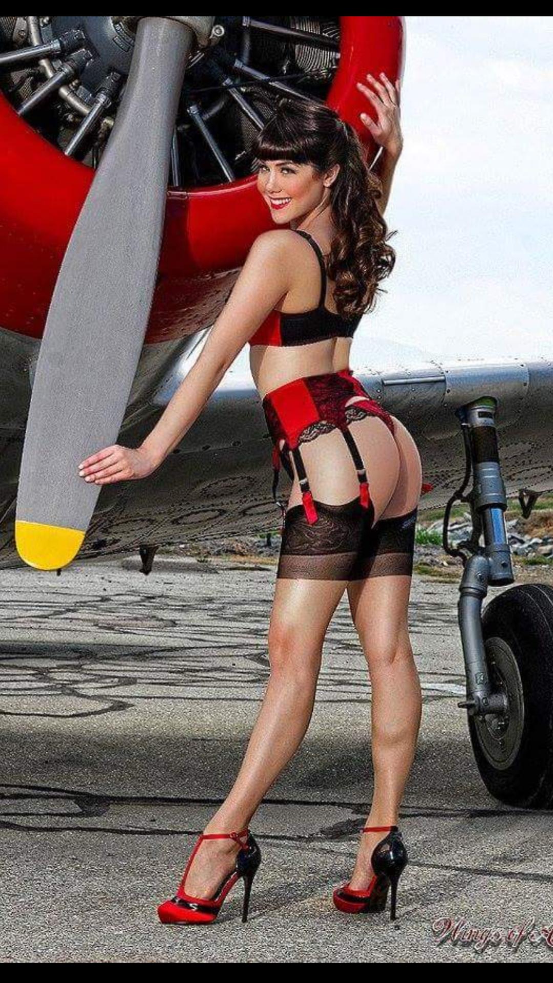Angie of full throttle saloon