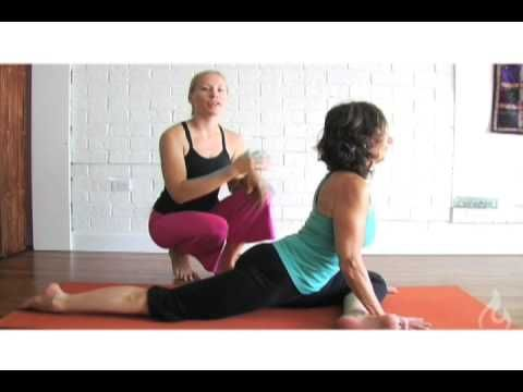 pigeon pose tip improve your moksha yoga practice of