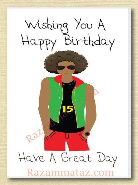 African American Boy Birthday Card B Birthday Cards For Boys Happy Birthday Black Happy Birthday Man