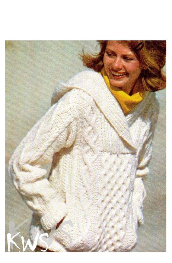 Vintage 70\'s Knit \