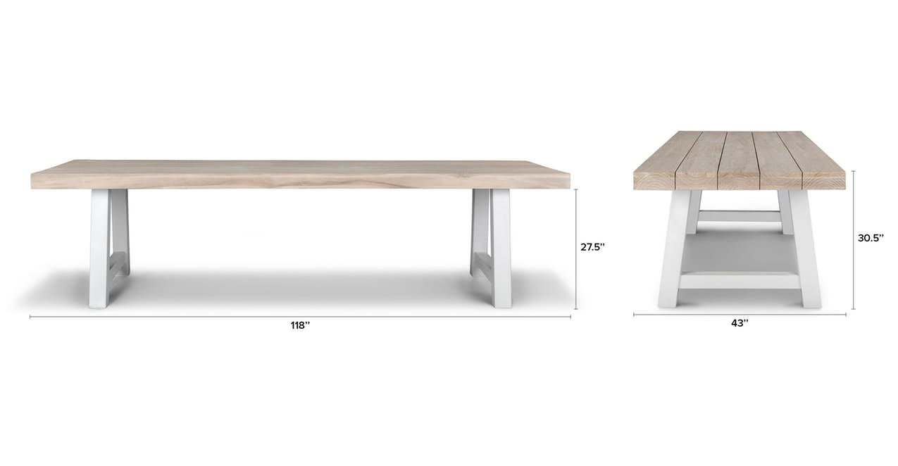 Tavola Driftwood Gray Dining Table For 10 Grey Dining Tables Brown Dining Table Grey Dining