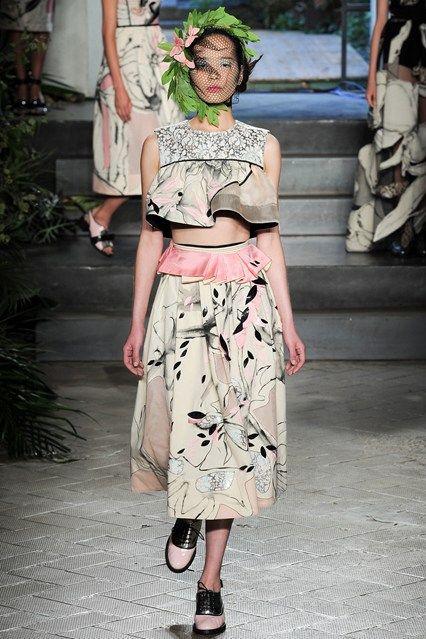 Milan Fashion Week, SS '14, Antonio Marras