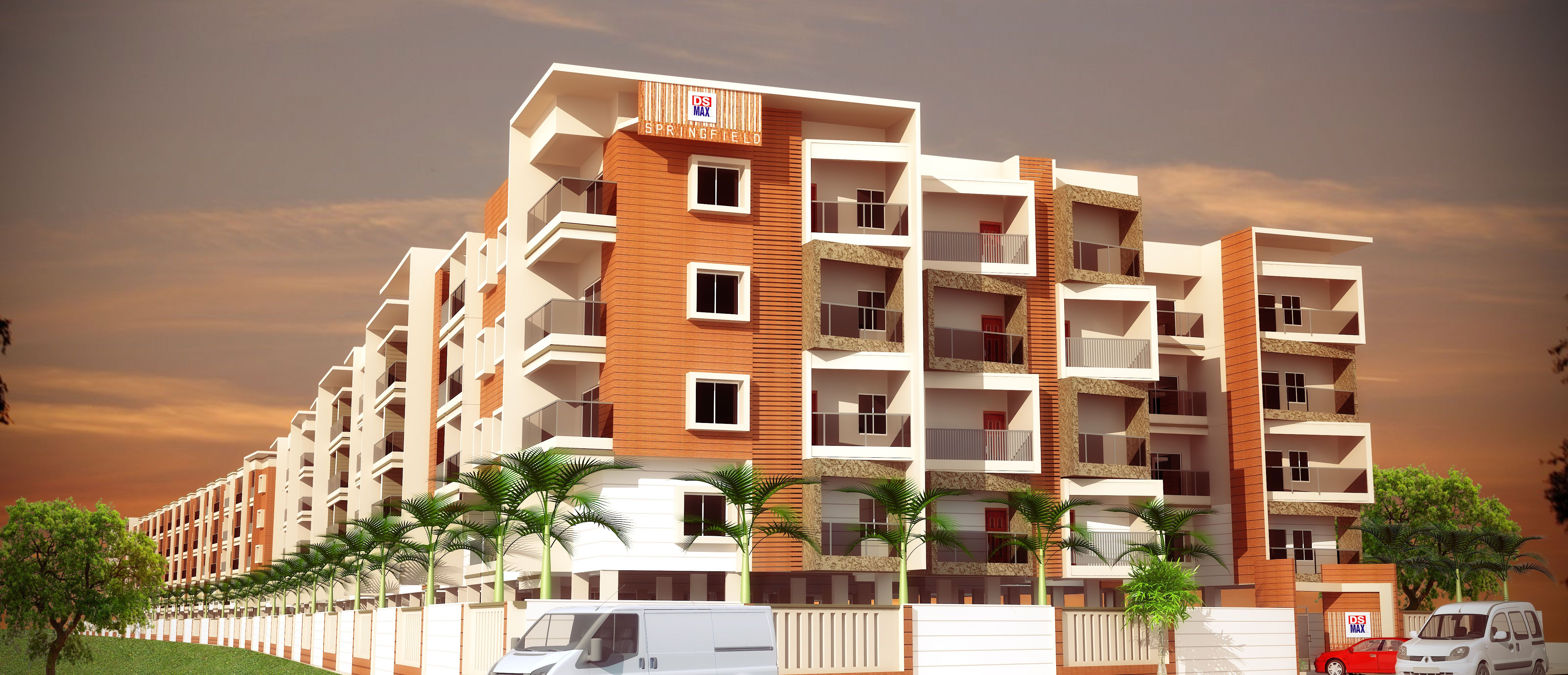 Ds Max Properties A Real Estate Builders In Bangalore And Property Developers Ing Affordable Flats Apartments Covering North East West South