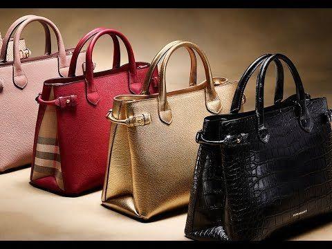 louis vuitton latest handbags collection 2017 - 2018 - YouTube   Designerhandbags a11ae2552d931