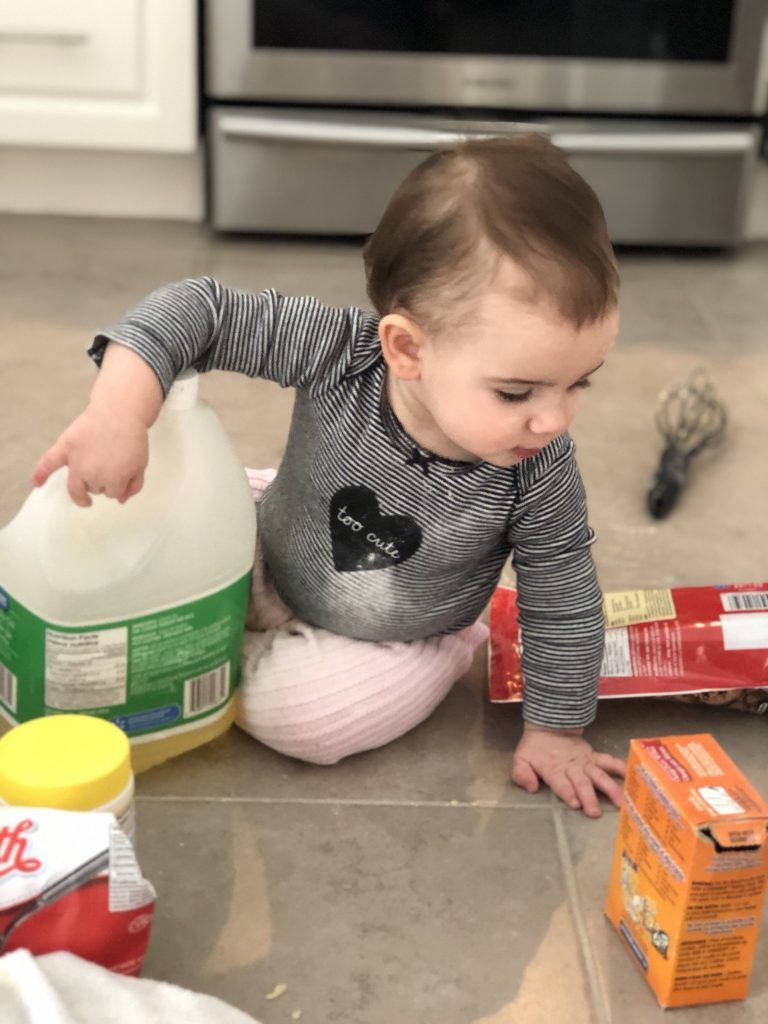 10 engaging activities for a 10 month old - Liz on Leave