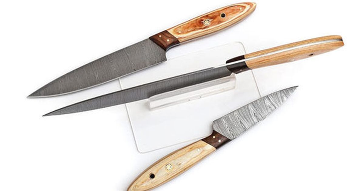 Need New Kitchen Knives This Japanese Set Is Over 200 Off For Black Friday Kitchen Knives Knife New Kitchen