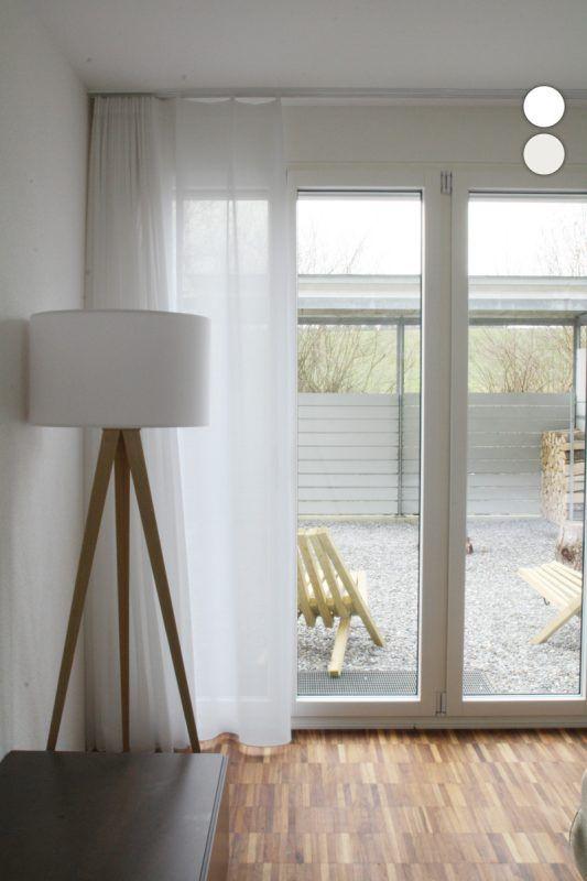 Galleria foto tendaggi moderni idee per ogni stanza for Foto appartamenti moderni