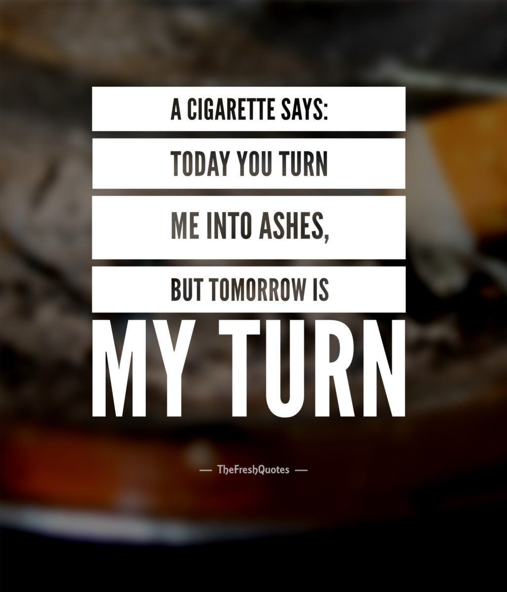 Smoking Quotes 50 Smoking And Tobacco Quotes & Slogans  Proverbs Qoutes And
