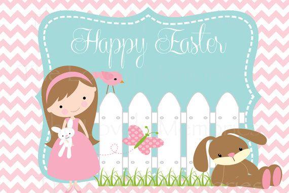 happy easter bunny - Buscar con Google