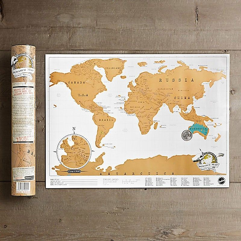 scratch map carte du monde gratter d coration int rieure pinterest carte du monde. Black Bedroom Furniture Sets. Home Design Ideas
