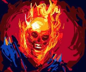 Ghost Rider Ghost Rider Ghost Rider Marvel Ghost