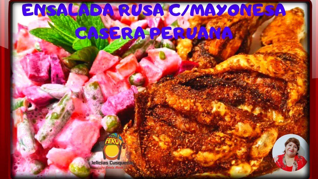 Pin En Gastronomia Peruana