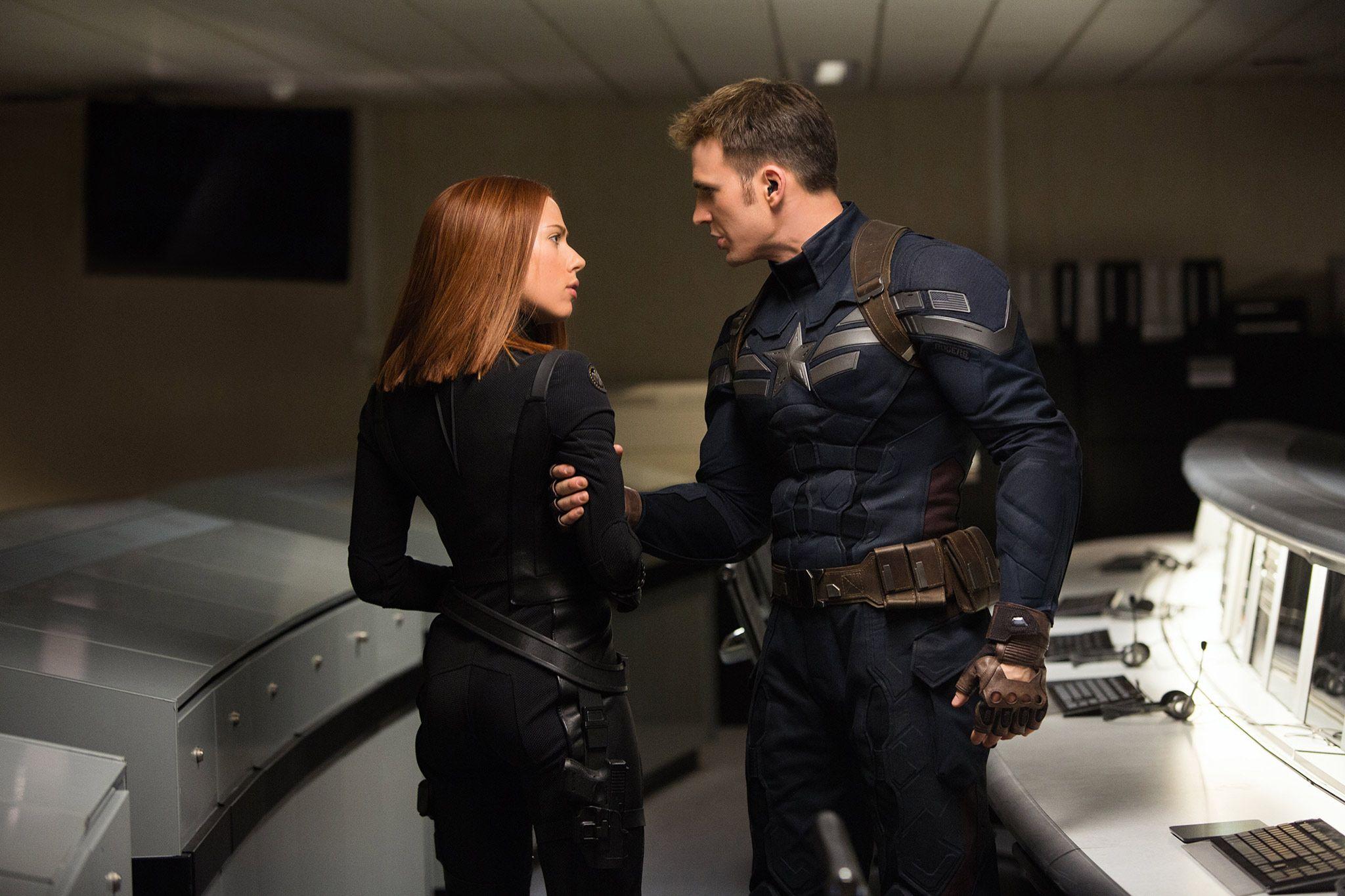 captain america 2 new photos | Captain America: The Winter So ...
