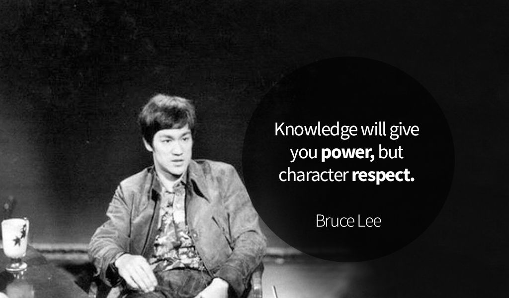 Martial arts quotes bruce lee