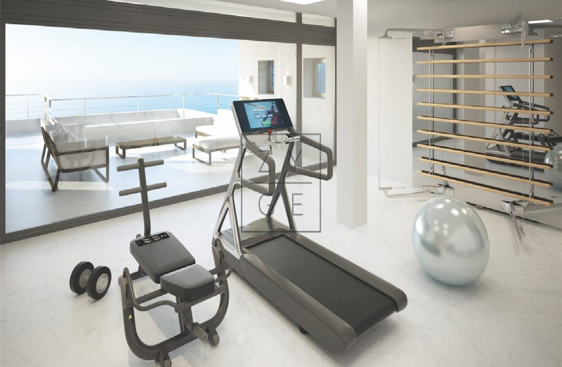 Home Gym | Altea Hills | Luxury homes at the Costa Blanca ...