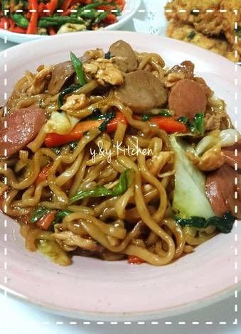 Resep Mie Goreng Special Kecap Ikan Oleh Yny Resep Makan Malam Resep Makanan Asia Resep Makanan