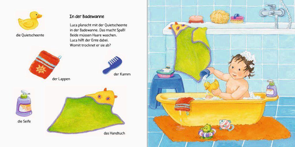 Ich Lerne Sprechen Meine Welt Bild 5 Klicken Zum Vergossern Babybucher Ravensburger Puzzle Kinderbucher