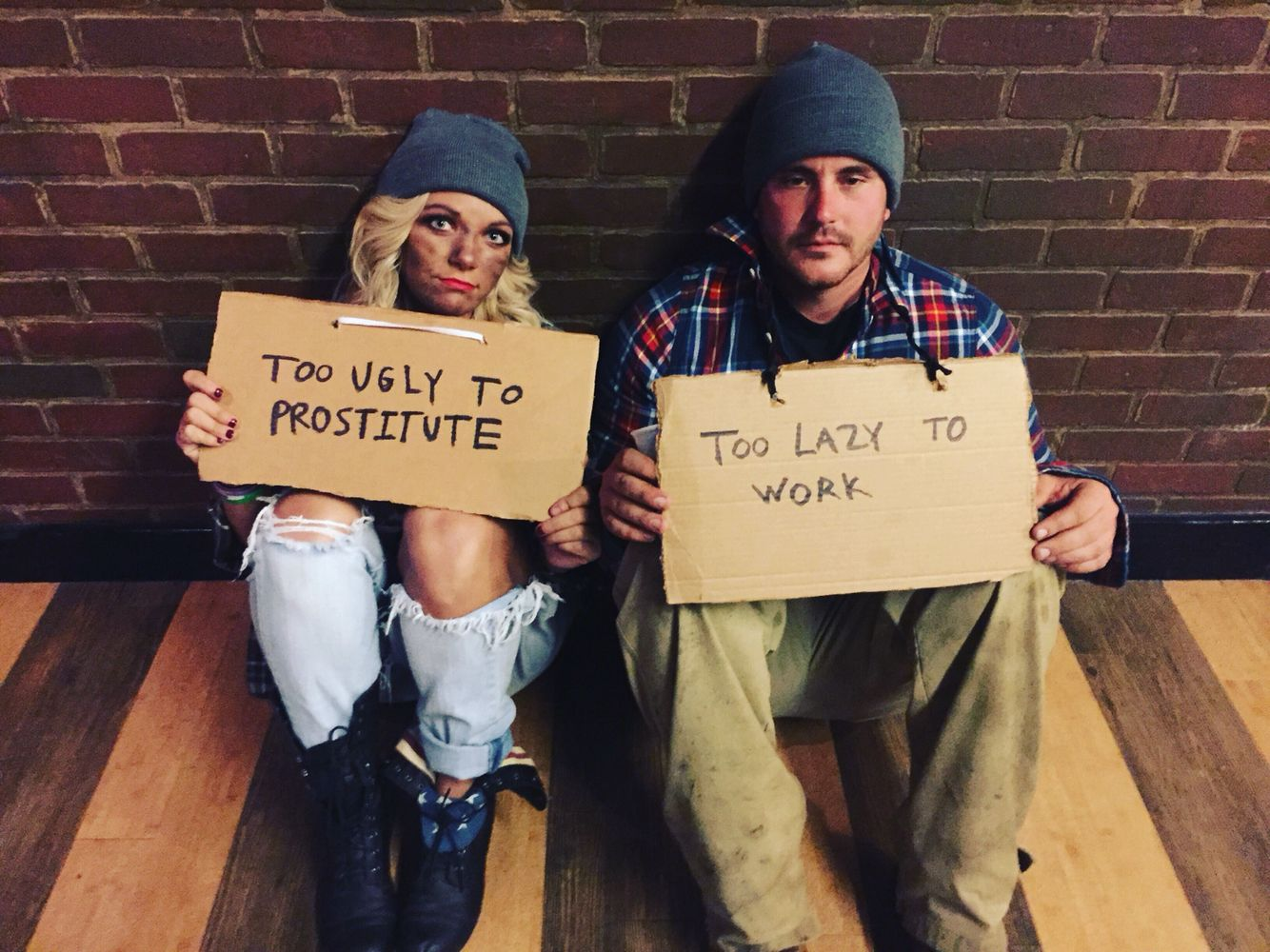 funny couples costumes | ~ holidays ~ in 2018 | pinterest