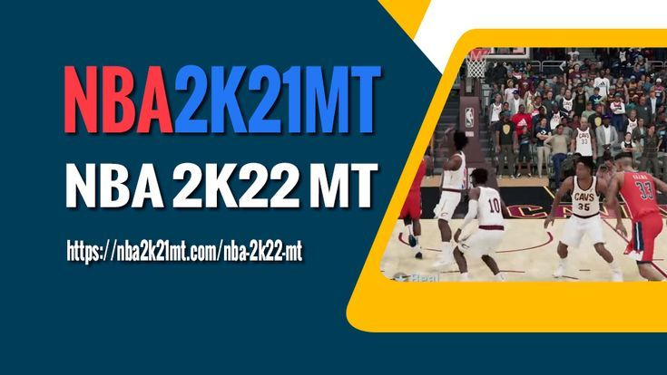 NBA 2K22 MT For Sale