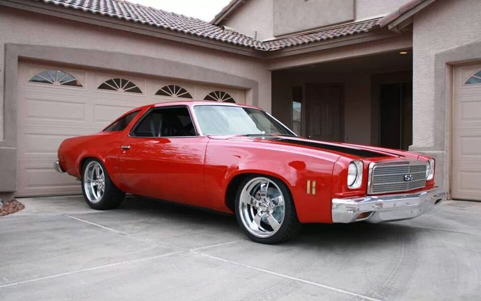 Used To Have One Almost As Nice 1973 Chevelle Laguna Hot Rods