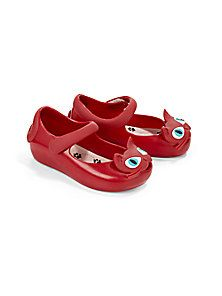 Mini Melissa - Infant's & Toddler's Ultragirl Cat Mary Jane Flats