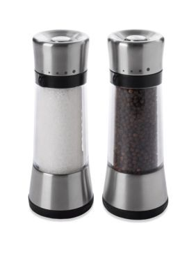 Acier Inoxydable Mini Main Grinder Manual Salt Pepper Mill for Home restaurants