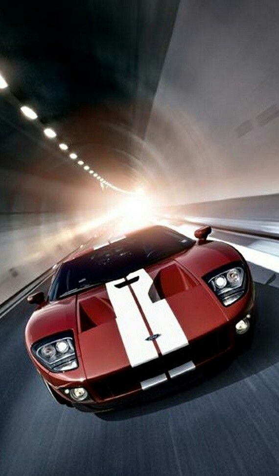 Ford Gt Imagery From Tim Wallace