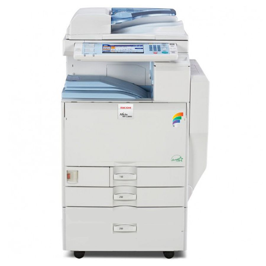 Ricoh Aficio Mp C2800 Color Laser Multifunction Printer Printer Multifunction Printer Color