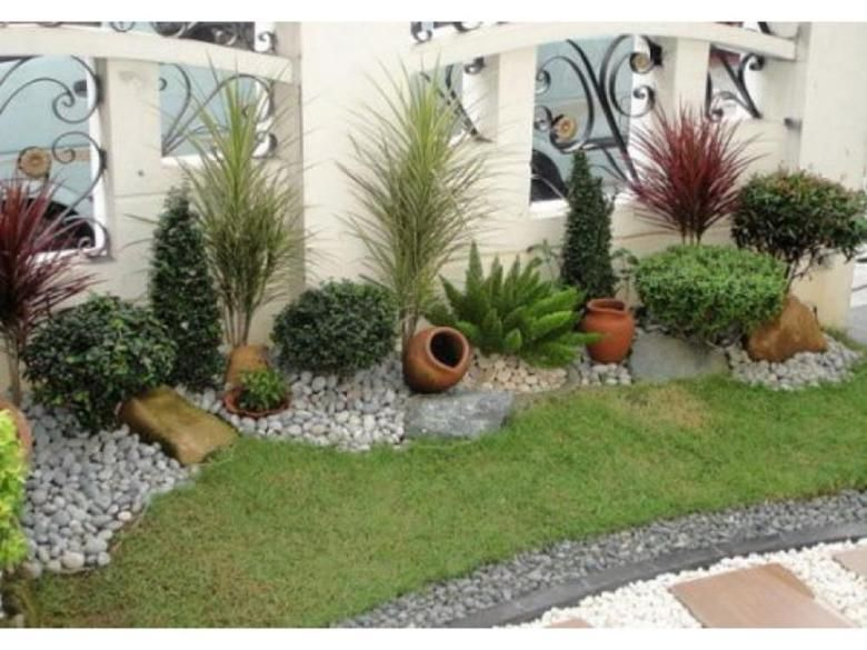 34 Perfect Landscaping Ideas For Small Space Small Garden Landscape Small Japanese Garden Small Front Yard Landscaping