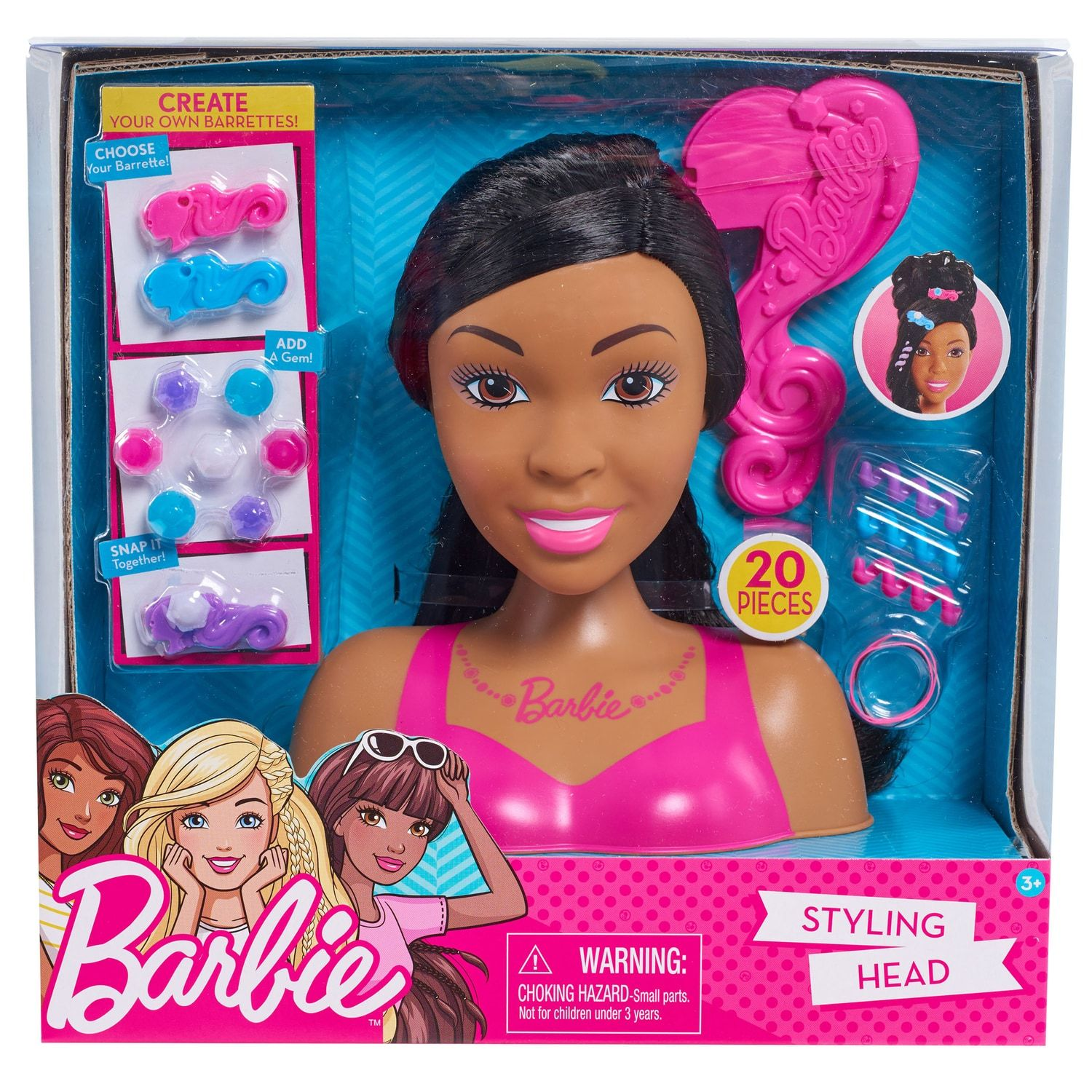 Barbie Fab Friends Styling Head Affiliate Fab Affiliate Barbie Friends Head Barbie Styling Head Barbie