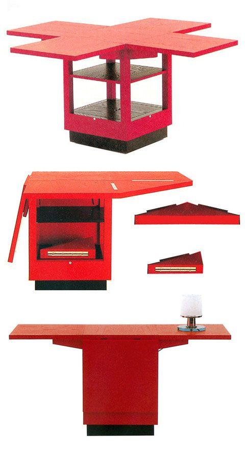 Erich Brendel M10 Bauhaus Table Bauhaus design, Bauhaus